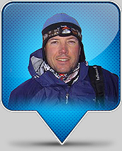 Albert Bosch, multi adventurer, 7 summits, South Pole.