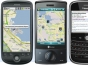 Windows Mobile, Symbian OS, iPhone, Palm web, Blackberry, PSP XMB (Sony, Android, Maemo (Nokia)
